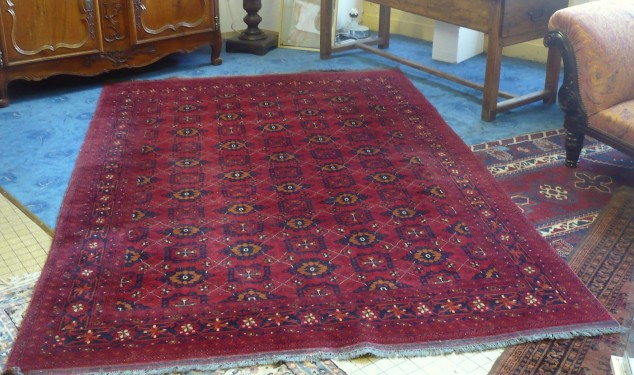 GRAND TAPIS DECOR MINA KHANI